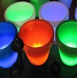 Het openlucht Zonne LEIDENE Licht van de Bloempot voor Decoratieve de Bloem van de Installatie van de Tuin
