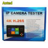 "Handheld H. 265 4K IP Camera CCTV Test Monitor Onvif 3.5 """