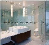 Portello di vetro/acquazzone del Governo di parete/vetro glassato