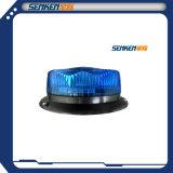 LEDのストロボ標識に警告する超薄い警察および緊急時の手段の火災報知器