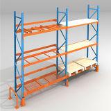 Racking resistente do armazém ajustável