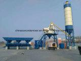 Hzs60 60 M3/H ont mouillé l'usine de traitement en lots de béton prêt à l'emploi avec le bon prix