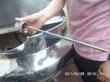 Bouilloire à cuire revêtue de vapeur d'acier inoxydable de 500 litres (ACE-JCG-063197)