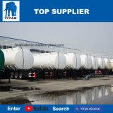 Titaan 50000 Liter om De Verkoop Kenia van de Aanhangwagen van de Tank van de Brandstof van het Water van het Schip van de Olietanker