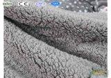 Coperte molli spesse appesantite di doppio strato di Sherpa per l'inverno delle basi