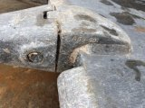 Dentes da cubeta da máquina escavadora para KOMATSU/gato/Hitachi/Volvo