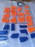 Branelli scanalati tungsteno blu arancioni della prima classe ed anodizzati fluorescenti con la scanalatura