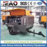 Dieselmotor 10m3/Min van de Machines van de mijnbouw de Compressor van de Lucht van de Schroef van 13 Staaf