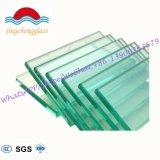 6mm/8mm/10mm/12mm de cristal templado transparente para el comercio al por mayor