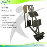 Máquina de Força / Equipamento de Fitness / Equipamento de Ginástica Comercial / Stand Curl de perna