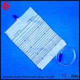 Medische Beschikbare Plastic Urine die Zak verzamelen