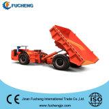 Bas profil 12 tonnes// métro / camion à benne basculante minière avec le célèbre moteur de marque