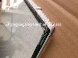 Verre trempé clair de 8 mm pour table basse