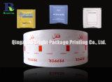 環境に優しいロゴは磨き粉のフィルムロールのための包装ロールを印刷した
