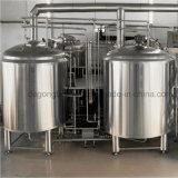 500L ensemble de la ligne de production de bière