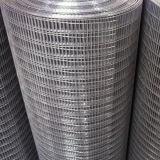 Maillage de soudure galvanisé plongé chaud de fil d'acier
