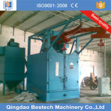 Máquina del chorreo con granalla de la elevación del gancho de leva del precio de descuento