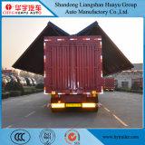 3 Wellen-Spannweiten-Logistik Transportion halb Schlussteil