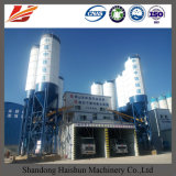 Planta portable del concreto preparado de la máquina Hzs90 del edificio en China