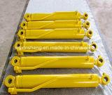 オイルシリンダーVolvo大宇の掘削機の予備品アームブームのバケツの水圧シリンダ