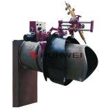 Série HK máquina de corte de Passagem do Tubo
