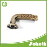 이란 최신 판매 Mcf 색깔 고품질 새로운 디자인 아연 문 손잡이
