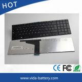Клавиатура компьтер-книжки мультимедиа для Toshiba L850 C850