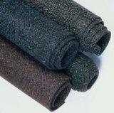 Tuiles de gymnastique de qualité/carrelages en caoutchouc industriels de gymnastique de nattes de plancher et d'étage de gymnastique