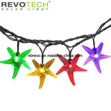 20LED luzes String Starfish Solar (RS1025)