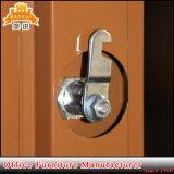 Ginástica da estrutura de Kd 3 cacifos do metal da porta