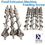 L'alimentation de la vis d'alimentation de la machine d'Extrusion