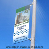 Rue annonçant l'épargnant d'indicateur d'image de drapeau d'annonces de Pôle léger (BT88)