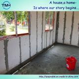 Casa prefabricada de Samll del panel de emparedado del cemento