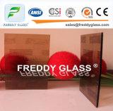 vidrio modelado/Rolledglass del diamante del claro de la calidad 2.5mmhigh