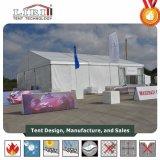 Decoratie 10m door 6m het Trefpunt van de Tent voor de Partij van het Huwelijk van de Luxe Openlucht