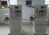 """Ce/ISO Goedgekeurde ICU Zaal 10.4 """" LCD de Machine van de Anesthesie van de Vertoning met Verstuiver 2"""