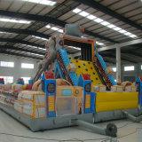 Gran castillo hinchable para niños (FC-001).