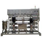 Het volledige Automatische SUS304 Systeem van de Behandeling van het Water van het Roestvrij staal RO