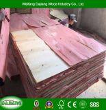 Finger Joint Core madera contrachapada con Film Frente para la construcción