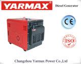 50Hz Diesel van de enige Fase Generator Met geringe geluidssterkte