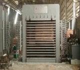 Suelo que lamina caliente de la placa de prensa que hace la máquina para la madera