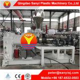 Le WPC SPC en plastique PVC Flooring Conseil rendant la production de la machine de l'extrudeuse