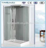 Armoire Salle de bains en aluminium de 4 mm de verre clair, 8514dbathroom Douche circulaire Armoire/cabine de douche/salle de douche