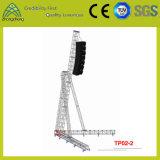 Reihen-Zeile Lautsprecher-Standplatz-Binder für im Freienleistung