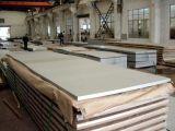 De Plaat van het roestvrij staal voor de Bouw en de Containers van het Schip