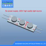 Modulo del lato 220V LED del doppio di uso del LED Lightbox