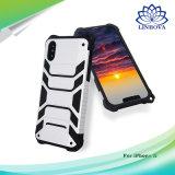 iPhone X Samsung Huaweiの携帯電話のための方法くも人の擁護者の携帯電話の箱