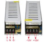 유연한 지구 및 가벼운 상자를 위한 12V 8A LED 운전사