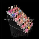 Qualitäts-Acrylkleinbildschirmanzeige-Zahnstangen für Nagellack-Bildschirmanzeige