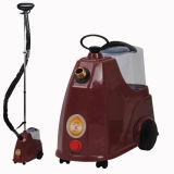 1750W Lavandería permanente el vapor de hierro colgando ropa ropa del vaporizador